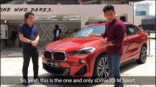 FIRST LOOK: F39 BMW X2 in Malaysia - RM321k