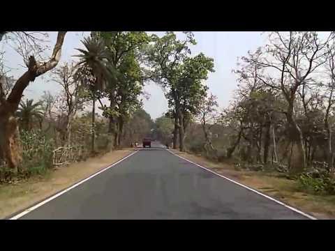 Bankura - Khatra (SH-2): Scenic Route to Mukutmanipur, West Bengal