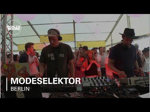 Modeselektor Boiler Room Berlin x MELT! Festival DJ Set