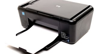 hP Deskjet F2480 Printer - All in 1 - REVIEW - UNBOXING