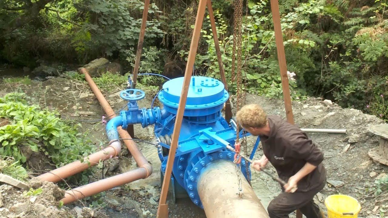 largest ram pump in
