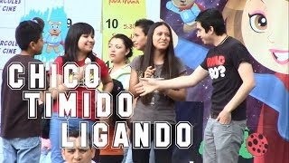 Chico timido ligando | Bromas | Just Maming | Pranks |