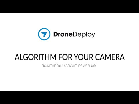 Algorithm for your Camera