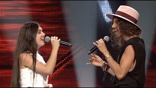 Sabina Mustaeva i Michał Szpak - I Will Always Love You (cover Whitney Houston)