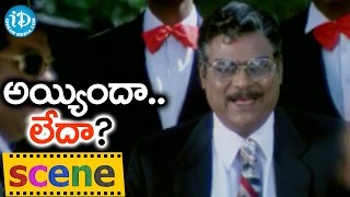 Ayyindha Ledha Movie Scenes - Babu Mohan Comedy || Raksha || Ali || Brahmanandam