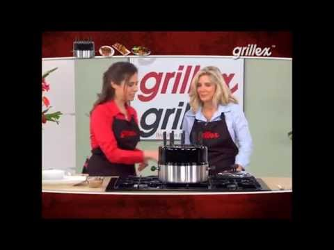 Panda Inventions-GrilleX Cooker: The Taste of authentic Brazilian BBQ inside-out