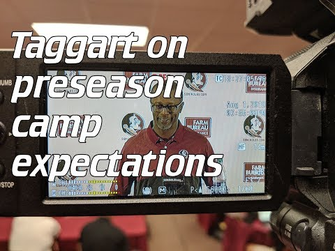 FSU Football head coach Willie Taggart on QB battles, practice changes, expectations Pt. I