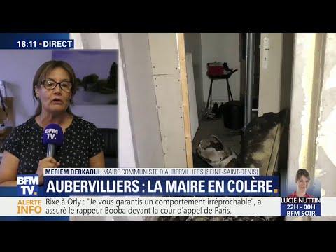 """""""Il y a une crise du logement et on y répond pas"""", affirme la maire d'Aubervilliers"""