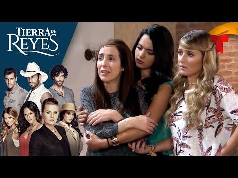 Tierra De Reyes   Capítulo 128   Telemundo Novelas