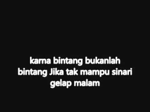 Lirik Indra Oktana   Bersinar Terang