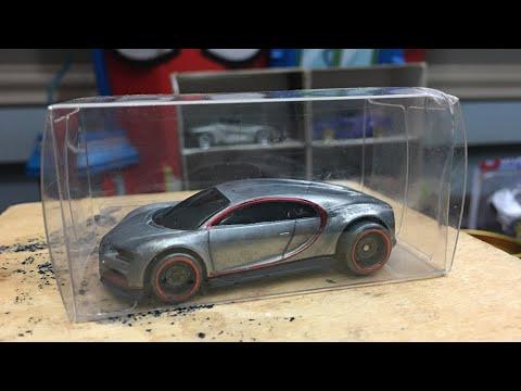 Custom Hot Wheels Zamac Bugatti Chiron