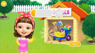 Sweet Baby Girl Cleanup 5 - Android gameplay TutoTOONS