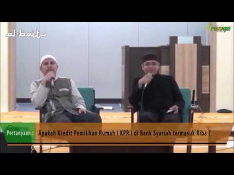 Erwandi Tarmizi - Hukum Kredit KPR di Bank Syariah, Haramkah, Riba?