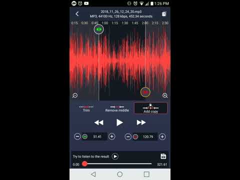 Record Phone Calls & Audio From ANY Android & IPhone - Best Voice Recorder APP - 2019