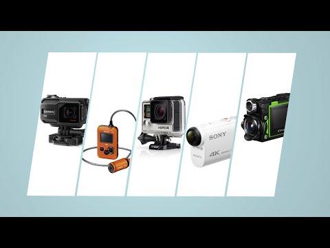 Лучшие экшн-камеры 2016 года: ТОП 5