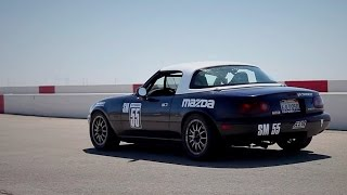 KBB Races a Mazda Miata - Part 7: Time Trials