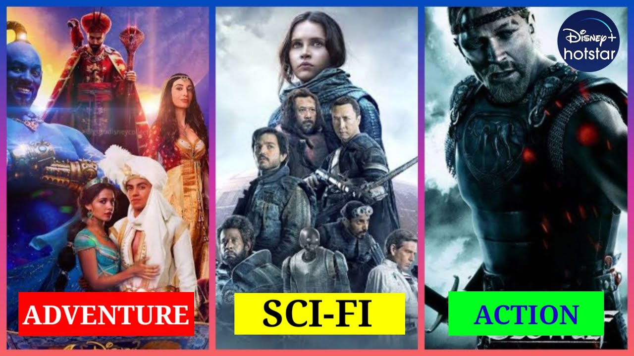 Best Hindi dubbed web series And Movies on Disney+ Hotstar VIP