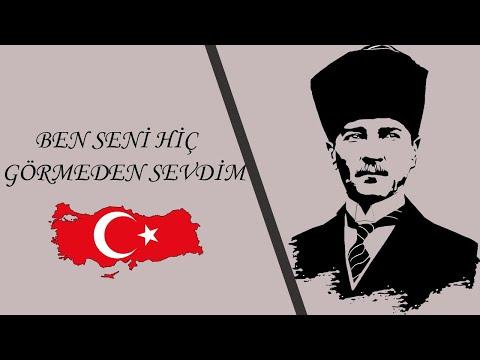 Dersimiz Atatürk - Ben Seni Hiç Görmeden Sevdim - 10 Kasım Atatürk İşaret Dili