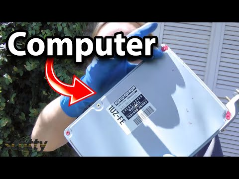 How to Replace a Bad Computer in Your Car - YouTube