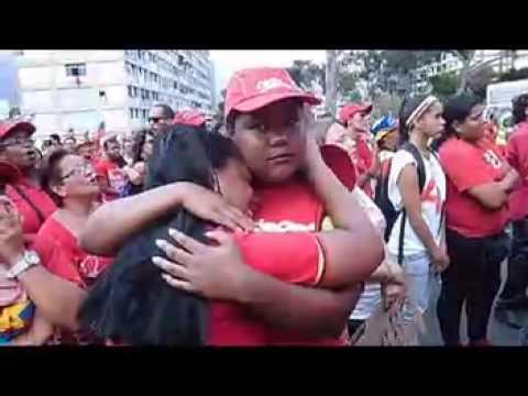 Gloria Al Bravo Pueblo: Hugo Chávez Llega A Su Cuartel En La Montaña