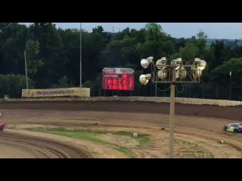 6-23-18  PLYMOUTH SPEEDWAY, IN  TS - FEATURE