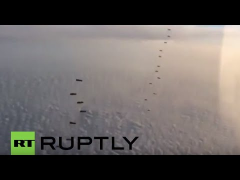 Syria: Russian Tu-22M3 bombers deployed to intensify air campaign