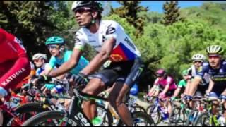 Eritrea - Daniel Teklehaimanot - Volta a Catalunya 2017 - Eritrean Cyclist
