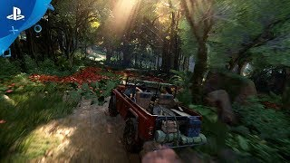 UNCHARTED: The Lost Legacy - Western Ghats Gameplay Video | PS4