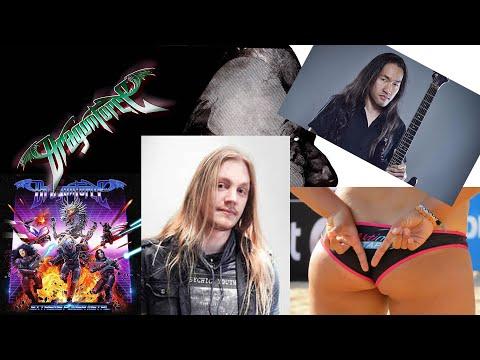EZ MÁR NEKI IS FÁJ! | Dragonforce - Extreme Power Metal (2019)