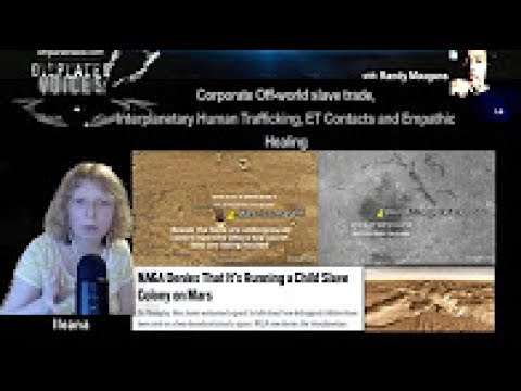 Ileana - Corporate Off world Slave Trade, Interplanetary Human Trafficking, ET Contacts