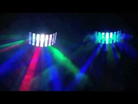 Double Derby LED Light