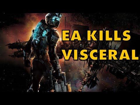Studio Killer EA Shuts Down Visceral Games