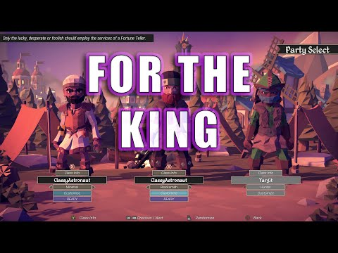I've never heard of this game either - FOR THE KING: Episode 1 |