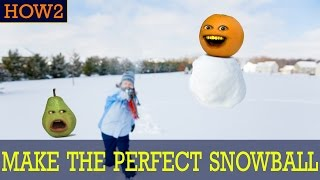 HOW2: How to Make the Perfect Snowball!