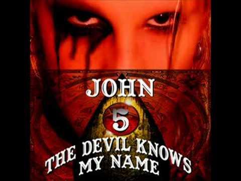 John 5 - Black Widow Of La Porte