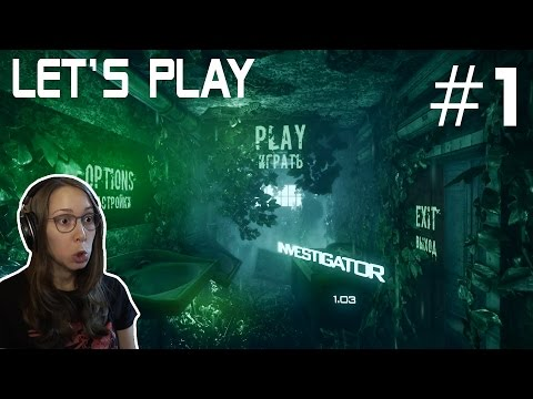 [ Investigator ] Ukraine Indie Horror Game (Let's Play) - Part 1