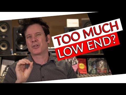 How Much Low End is Too Much? | FAQ Friday - Warren Huart: Produce Like A Pro
