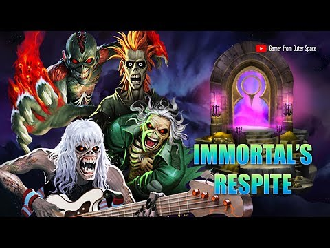 Immortal's Respite (Normal & Hard) Iron Maiden: Legacy Of The Beast |