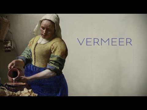 """Exposition """"Vermeer et les maîtres de la peinture de genre"""" (teaser)"""
