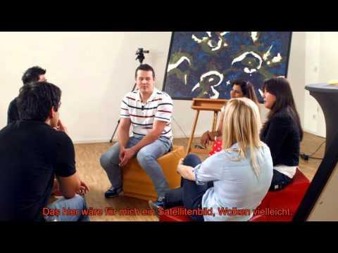 Group Encounter at Karlshochschule International University in Karlsruhe