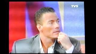 Jean Claude Van Damme chez Drucker !
