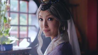 乙姫がお婆ちゃんに…ドSっぷりも健在 『三太郎』サイドストーリー公開 『auの生命ほけん』新WEBムービー「未来の乙姫」篇 thumbnail