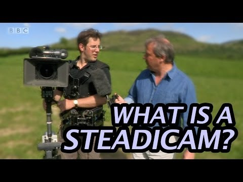 What is a Steadicam?  -  BBC Springwatch Extra