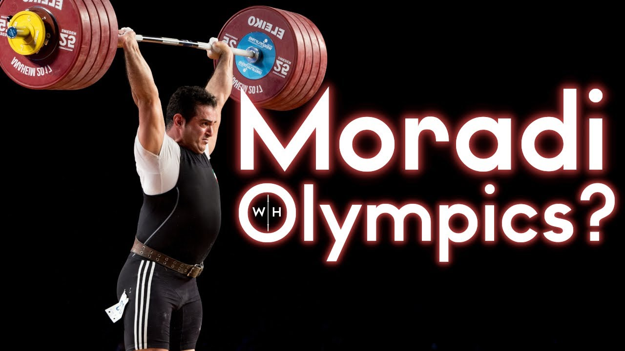 Can Moradi Make the Olympics? And Mattie Rogers Takes Over | WL News Show 7/9/20