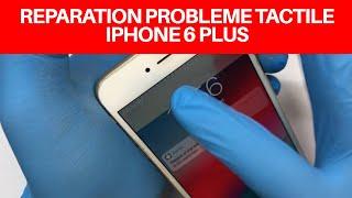 Réparation : Réparer Problème bug tactile iphone 6 Plus carte mere micro soudure