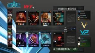 MFF vs Monkey Business - Game 2 (Nanyang Championships 2015 - EU Playoffs)