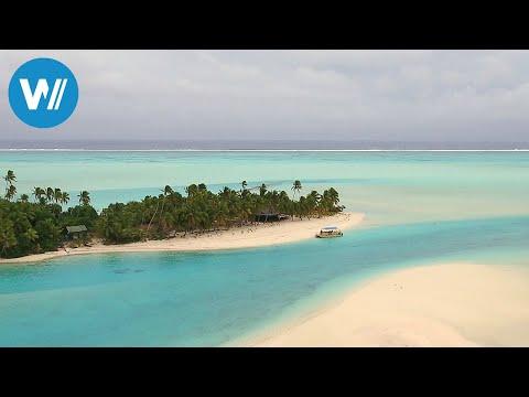 Cook Islands: die paradiesischen Inseln am Ende der Welt