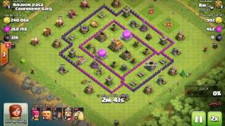 Clash of clans-How to Find The Right Base to Attack