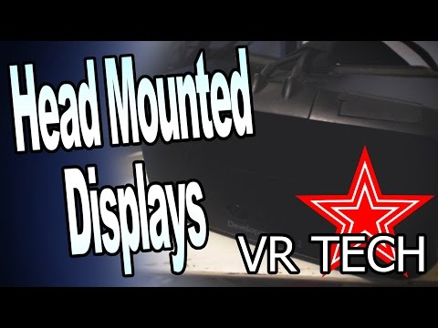 [VR TECH] Head Mounted Displays (Oculus Rift)