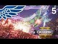 BATTLEFLEET GOTHIC ARMADA 2 | Eldar Asuryani vs Chaos Part 5 - BFG Armada 2 Beta Gameplay